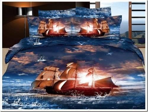 Комплектация и размеры постельных комплектов