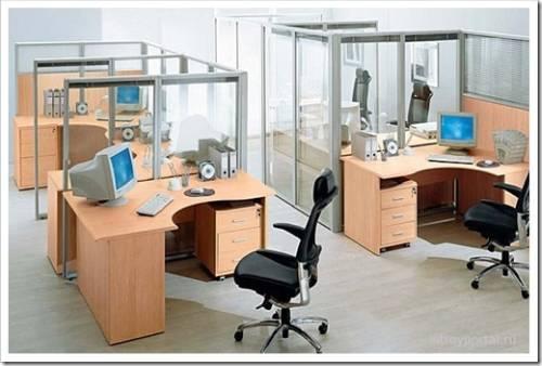 Как оформить и зонировать офис?