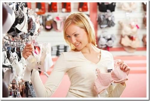 Как выбрать женское нижнее белье?