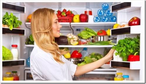 Как правильно хранить продукты?