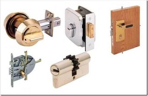 правила и нюансы замены замков в металлических дверях.
