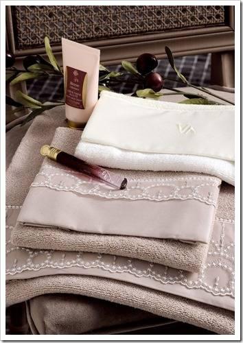 Комплекты из элитного текстиля