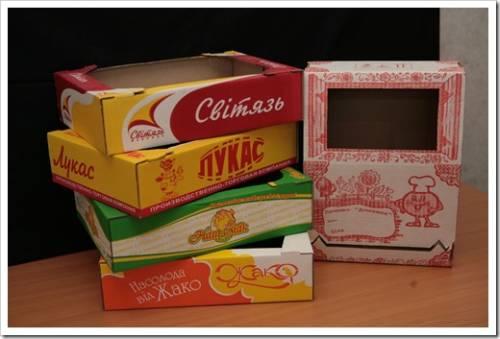 Используем старые коробки