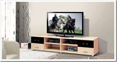 Какую выбрать тумбу под ТВ?