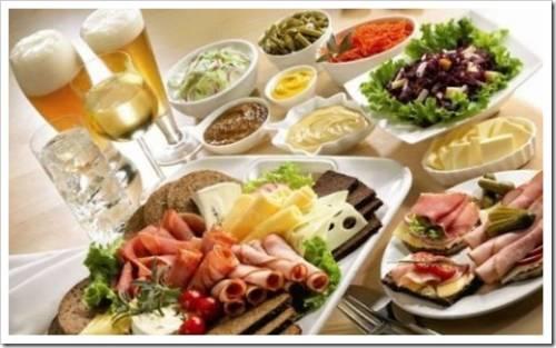 Что можно заказать из еды на дом?