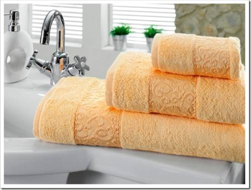 Подарочные комплекты полотенец