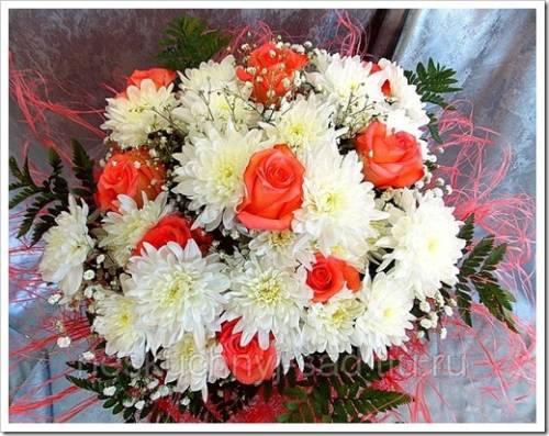 Как выбрать букет цветов на День Рождения