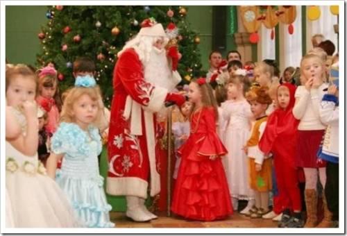 Куда сходить с ребенком на Новый год в Москве?