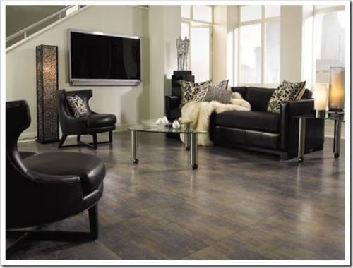 Мебель при выборе ламината