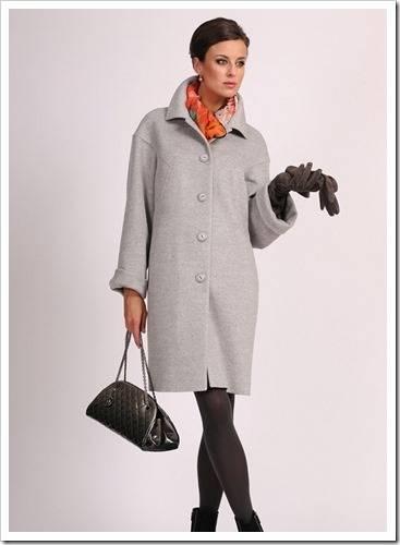 С чем можно носить пальто?