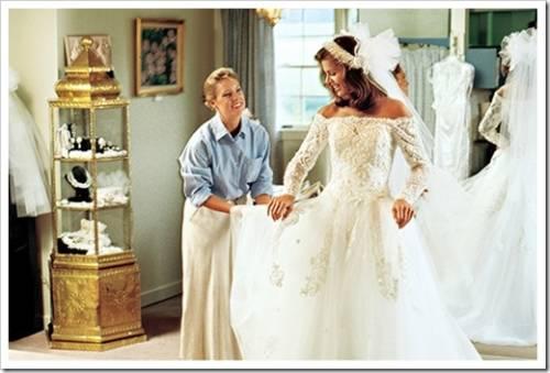 Каким может быть свадебное платье?