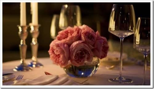 Идеи романтического ужина