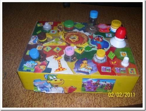 Как сделать развивающие игрушки для ребенка 62