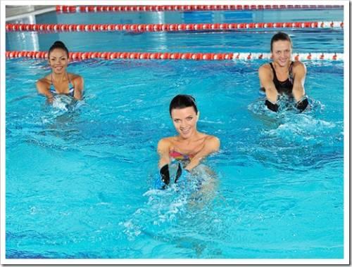 Занятия аквааэробикой: лучший выбор для поддержания тела в тонусе