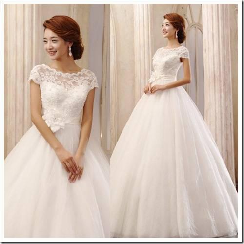 Платья свадебные дешево оптом