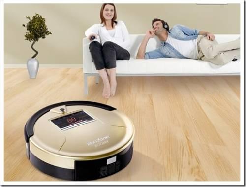 Что такое робот-пылесос и для чего он нужен?