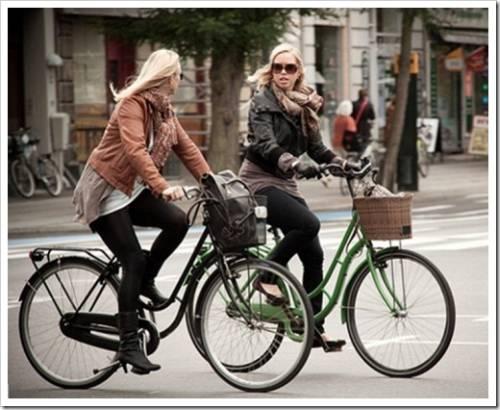 Типы велосипедов для женщин