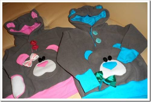 Другие методы индивидуализации одежды