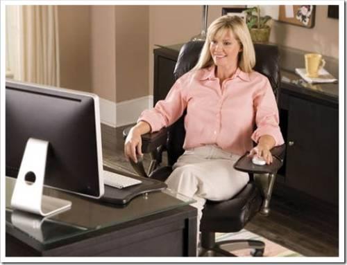 Выбор цвета офисного кресла