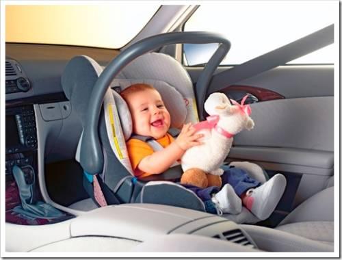 До какого возраста нужно покупать детское автокресло?