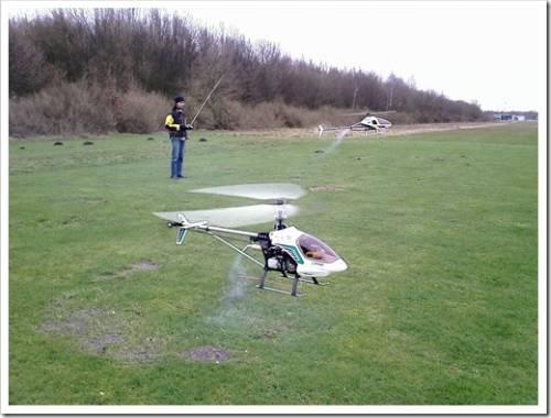 Разница между моделями радиоуправляемых вертолетов