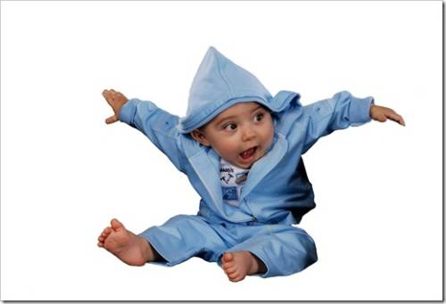 Как определить размер детской одежды?