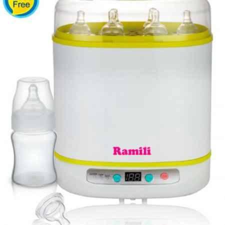 Купить Ramili Стерилизатор Steam Sterilizer для детских бутылочек и аксессуаров