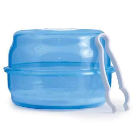 Купить Canpol Паровой стерилизатор для СВЧ с щипцами и ершиком для бутылочек 2/847
