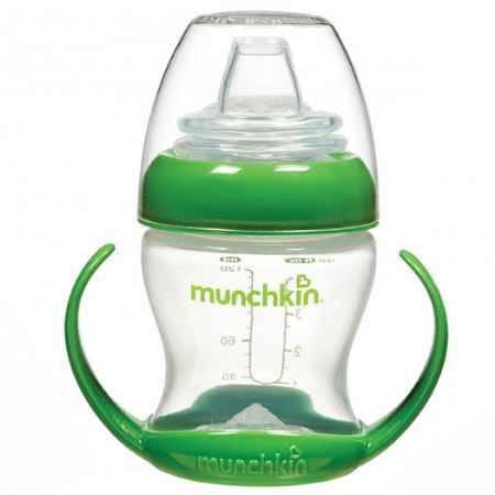 Купить Munchkin Плавный переход 120 мл 4+