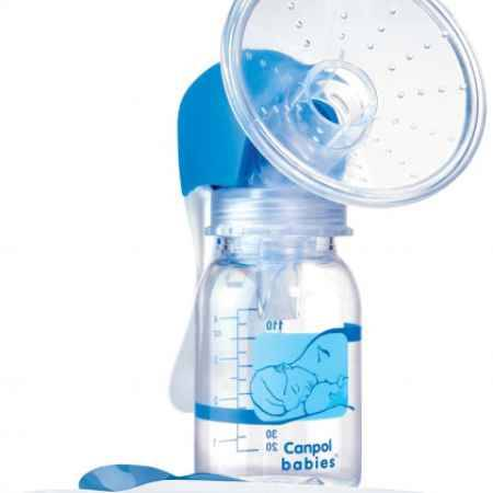 Купить Canpol Молокоотсос Babies Premium 16/200