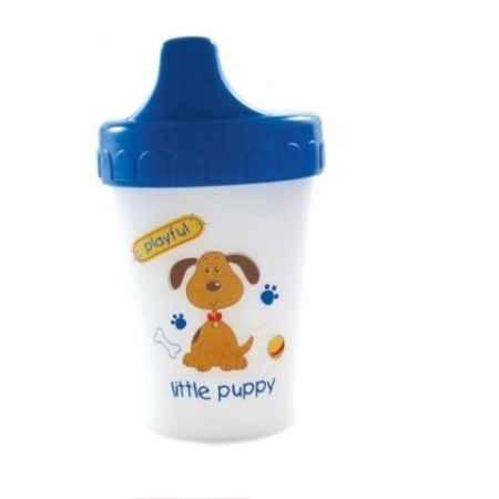 Купить Luvable Friends Тренировочная чашка-непроливайка 210 мл