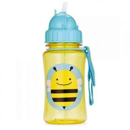 Купить Skip-Hop Zoo Straw Bottle 350 мл