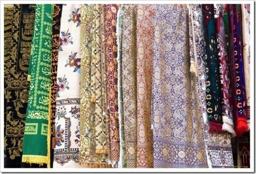 Как производится текстильная продукция?
