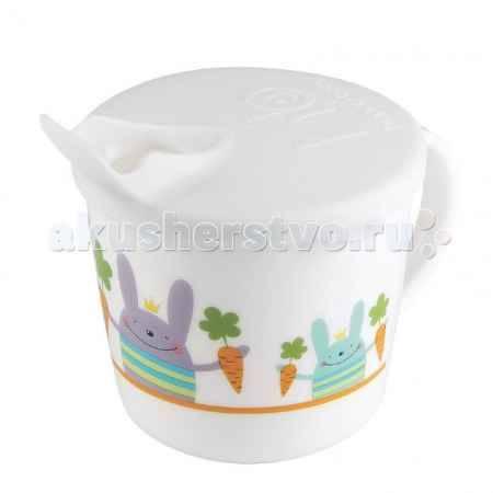 Купить Happy Baby Тренировочная чашка с крышкой Traning Cup