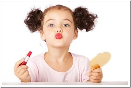 Повышенные требования, выдвигаемые к детской косметике