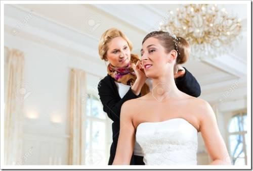 Выбор образа для свадьбы