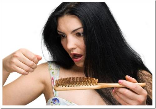 Укрепление луковицы волоса