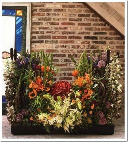 Цветочная гармония в интерьере вашего дома