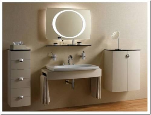 Поиск предметов обстановки ванной комнаты
