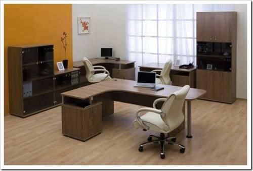 Как подбирать офисную мебель для кабинета