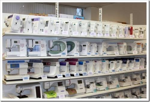 Критерии выбора швейной машины