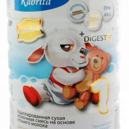 Купить Kabrita 1 GOLD Смесь на основе козьего молока 0-6 мес. 800 г
