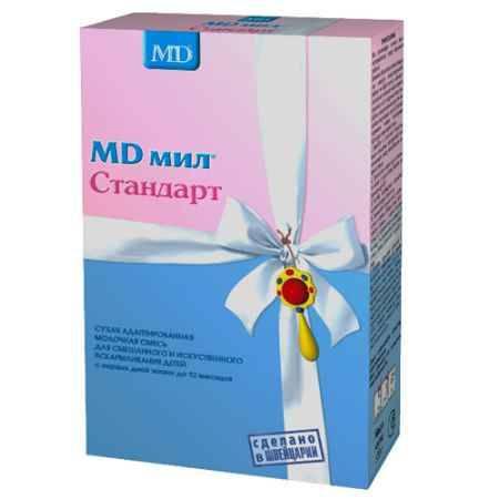 Купить MD мил Сухая молочная смесь Стандарт с рождения 500 г