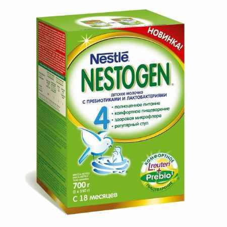 Купить Nestle Nestogen 4 Заменитель с 18 мес. 700 г