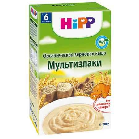 Купить Hipp Каша Мультизлаки с 6 мес. 200 г