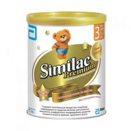 Купить Similac Молочная смесь 3 Premium с 12 мес. 400 г