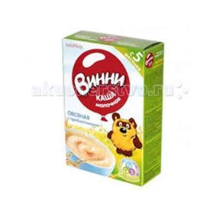 Купить Винни Каша молочная с пребиотиками Овсяная