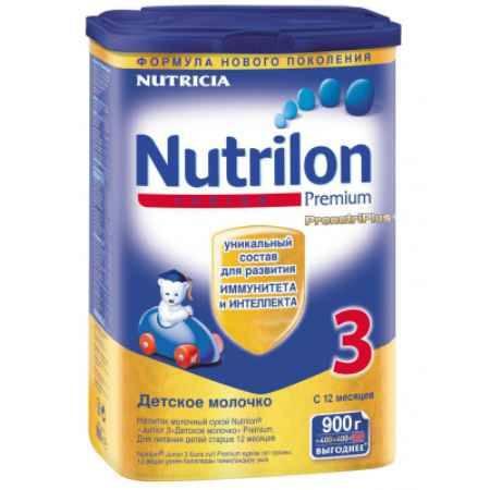 Купить Nutrilon Junior 3 с 12 месяцев 900 г