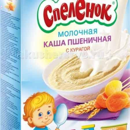 Купить Спеленок Каша Пшеничная с курагой молочная c 5 мес. 250 г