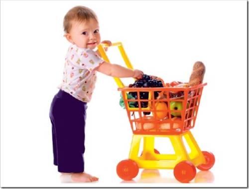 Какие развивающие игрушки нужны ребенку в 1 год?